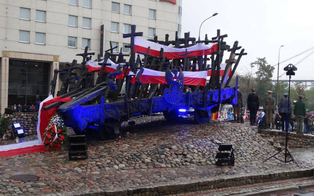 78 rocznica agresji sowieckiej na Polskę i Dni Pamięci Ofiar Agresji Sowieckiej